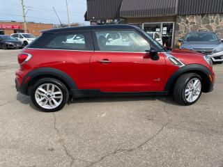 Used 2014 MINI Cooper Paceman ALL4 2dr S PACEMAN  SUNROOF NO ACCIDENT 2ND TIRES for sale in Oakville, ON