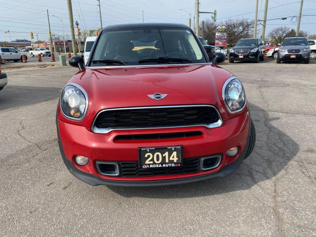 2014 MINI Cooper Paceman ALL4 2dr S PACEMAN  SUNROOF NO ACCIDENT new tires