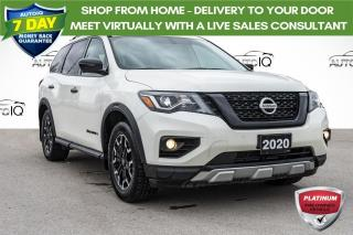 Used 2020 Nissan Pathfinder SL Premium LOADED AWD SUV for sale in Innisfil, ON