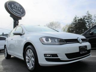 Used 2015 Volkswagen Golf Sportwagon 4dr Auto 2.0 TDI Highline for sale in Burlington, ON