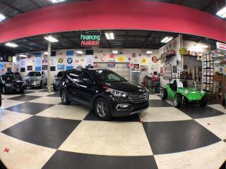 Used 2018 Hyundai Santa Fe SPORT, 2.4 PREMIUM, REARVIEW CAMERA, HEATED SEATS for sale in North York, ON