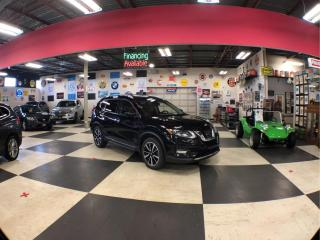 Used 2017 Nissan Rogue AWD, REARVIEW CAMERA, HEATED SEATS for sale in North York, ON