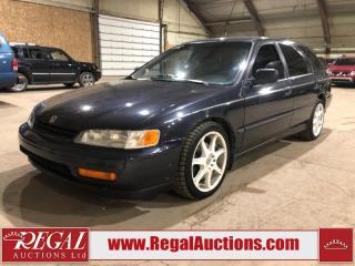 Used 1995 Honda Accord EX 4D WAGON FWD for sale in Calgary, AB
