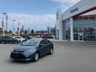 Used 2017 Toyota Corolla 4dr Sdn CVT LE for sale in Pickering, ON