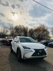 2017 Lexus NX 200t ALL IN PRICED CERTIFIED ONE OWNER LUXURY IMPORT