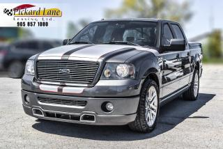 Used 2008 Ford F-150 Lariat FOOSE #67/500! | ACCIDENT FREE! | ONTARIO VEHICLE! RARE! for sale in Bolton, ON