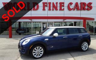Used 2017 MINI Cooper Clubman Cooper S | One Owner! | *Accident Free* for sale in Etobicoke, ON