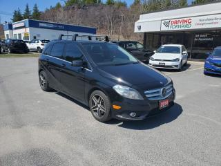 Used 2014 Mercedes-Benz B-Class Sports Tourer for sale in Greater Sudbury, ON