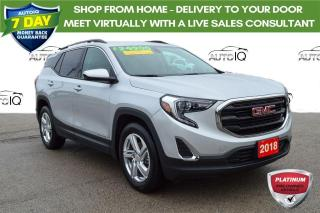 Used 2018 GMC Terrain SLE VERY LOW KMS for sale in Grimsby, ON