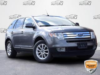 Used 2010 Ford Edge SEL | AWD | 3.5 L V6 | CANADIAN COMFORT PACKAGE | POWER SEATSS for sale in Waterloo, ON