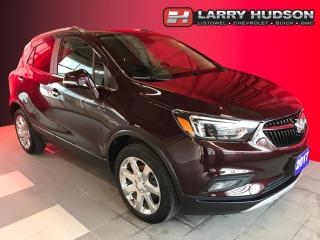 Used 2017 Buick Encore Essence AWD | Leather | Navigation | Sunroof for sale in Listowel, ON