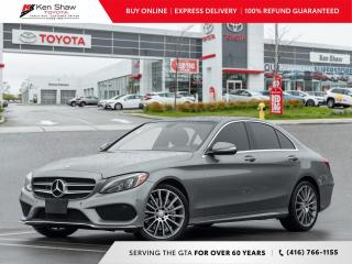 Used 2015 Mercedes-Benz C-Class 4MATIC® for sale in Toronto, ON