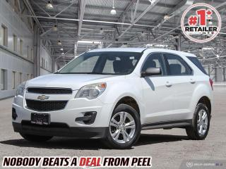 Used 2011 Chevrolet Equinox LS for sale in Mississauga, ON