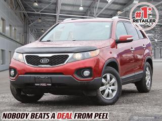 Used 2012 Kia Sorento LX V6 for sale in Mississauga, ON