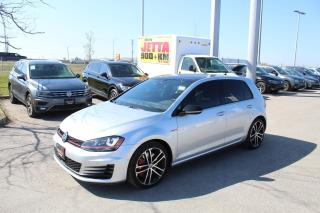 Used 2017 Volkswagen Golf GTI 2.0T DSG Performance for sale in Whitby, ON