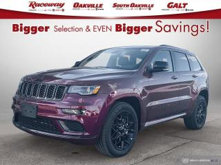 New 2021 Jeep Grand Cherokee Limited X for sale in Etobicoke, ON