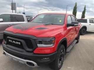 New 2021 RAM 1500 Rebel for sale in Slave Lake, AB