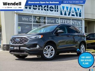 Used 2019 Ford Edge SEL / NAVIGATION / 1 Owner for sale in Kitchener, ON