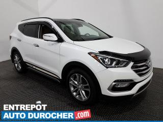 Used 2017 Hyundai Santa Fe Sport Ultimate - AWD - Toit Panoramique - Navigation for sale in Laval, QC