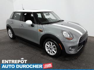 Used 2017 MINI Cooper Hardtop 5 Door Toit Panoramique - Bluetooth - Climatiseur for sale in Laval, QC
