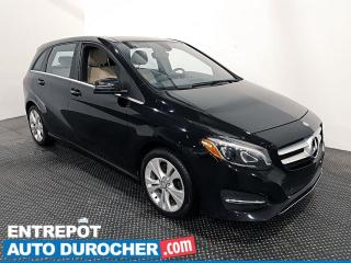 Used 2017 Mercedes-Benz B-Class B250 Sports Tourer - AWD - Bluetooth - Climatiseur for sale in Laval, QC