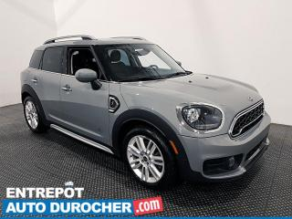 Used 2020 MINI Cooper Countryman Cooper S - AWD - Toit Panoramique - Climatiseur for sale in Laval, QC