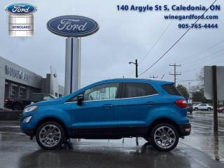 Used 2018 Ford EcoSport Titanium for sale in Caledonia, ON
