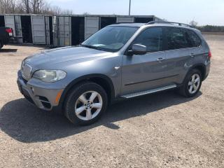 Used 2011 BMW X5 35D for sale in Whitby, ON