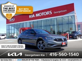 Used 2019 Volkswagen Jetta HIGHLINE | R PKG| CLN CRFX| 6 SPD MT |SUNROOF| 27k for sale in Georgetown, ON