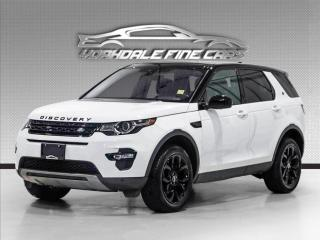 Used 2018 Land Rover Discovery Sport Hse Awd for sale in Concord, ON