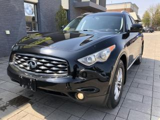 Used 2009 Infiniti FX35 AWD for sale in Nobleton, ON
