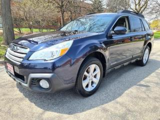 Used 2014 Subaru Outback 4dr Wgn H4 Auto 2.5i Premium for sale in Mississauga, ON