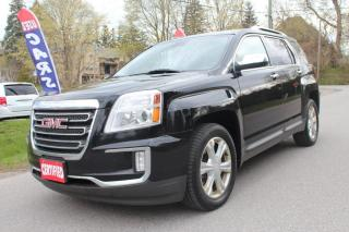 Used 2016 GMC Terrain AWD, SLT, Leather, Rear Cam, Pioneer Sound, Htd Seats for sale in King City, ON