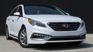 Used 2016 Hyundai Sonata Panoramic, Nav. Remote Start for sale in North York, ON