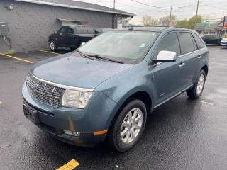 Used 2010 Lincoln MKX AWD for sale in Windsor, ON