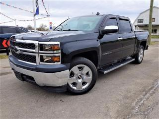 Used 2014 Chevrolet Silverado 1500 LT for sale in Dunnville, ON