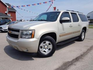 Used 2010 Chevrolet Suburban LT 1500 4WD No accidents! for sale in Dunnville, ON