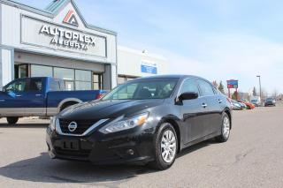 Used 2018 Nissan Altima 2.5 SV for sale in Calgary, AB