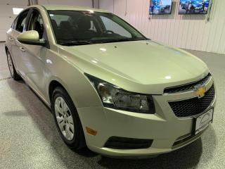 Used 2014 Chevrolet Cruze 1LT Auto #Rearview Camera #Bluetooth for sale in Brandon, MB