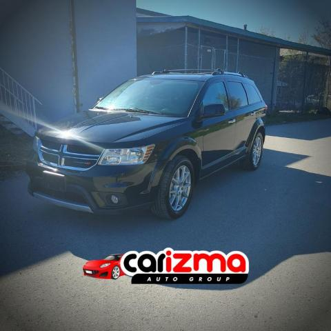 2017 Dodge Journey GT AWD / 7 passenger/ leather /heated seats