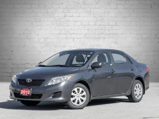 Used 2010 Toyota Corolla Base 4-Speed AT for sale in London, ON