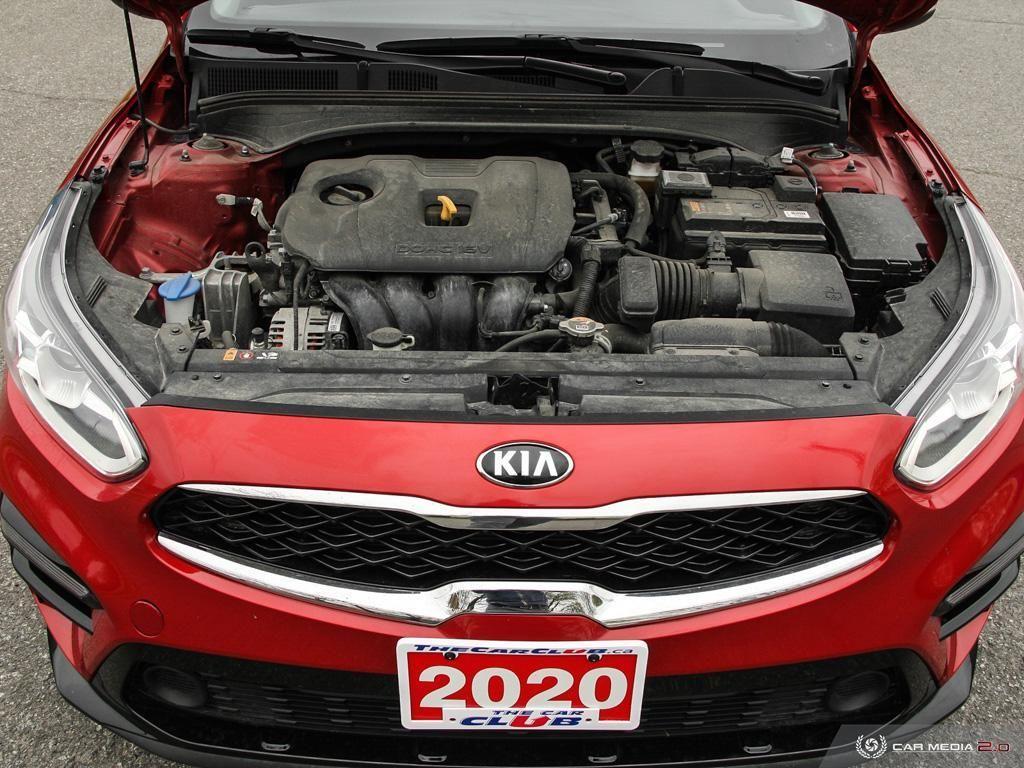 2020 Kia Forte EX