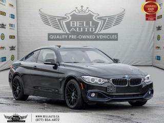 Used 2016 BMW 4 Series 428i xDrive, COUPE, AWD, SUNROOF, BLUETOOTH, PUSH START for sale in Toronto, ON