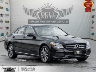 Used 2017 Mercedes-Benz C-Class C 300, AWD, NAVI, REAR CAM, B.SPOT, PANO ROOF. for sale in Toronto, ON
