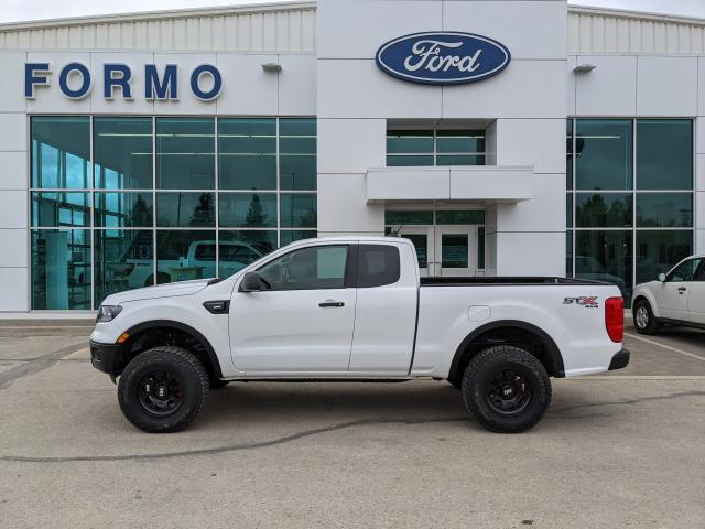 2021 Ford Ranger