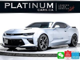 Used 2017 Chevrolet Camaro SS, MANUAL, V8 455HP, $15K MODS, SUNROOF, HUD, CAM for sale in Toronto, ON