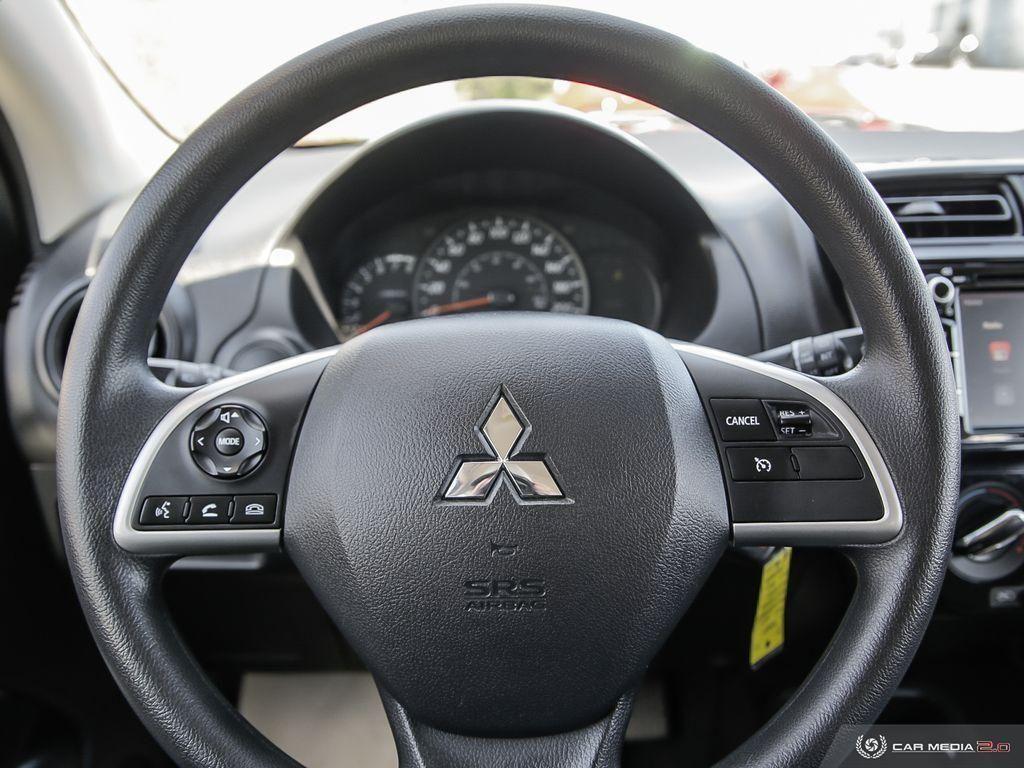 2019 Mitsubishi Mirage ES