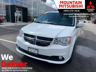 Used 2017 Dodge Grand Caravan Crew  - Aluminum Wheels - $163 B/W for sale in Mount Hope (Hamilton), ON
