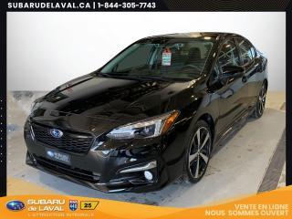 Used 2017 Subaru Impreza Sport-tech EyeSight *Cuir, navigation* for sale in Laval, QC
