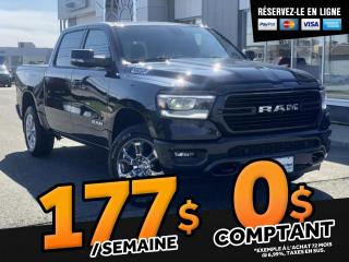 Used 2019 RAM 1500 BIG HORN   ''ENS. SPORT''  ''ENS. OFF RO for sale in Ste-Marie, QC